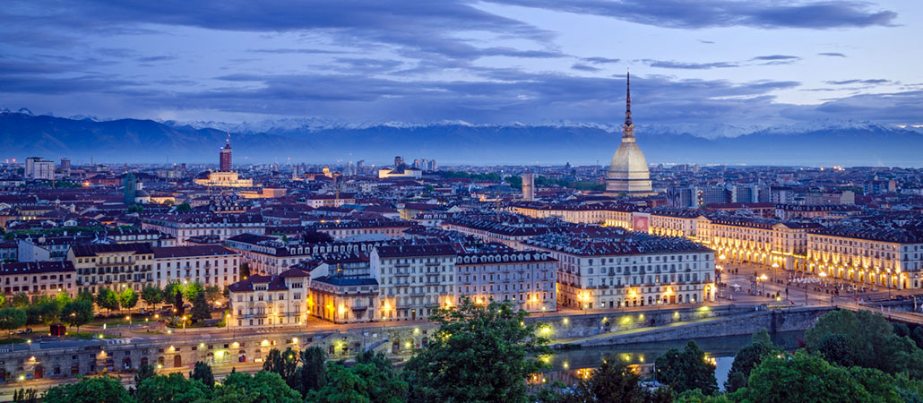 Turin short breaks