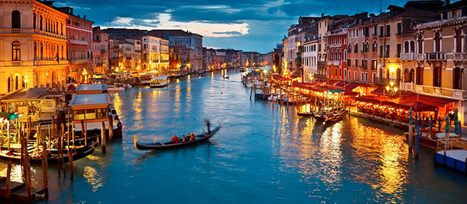 Mysteries and Ghosts of Venice